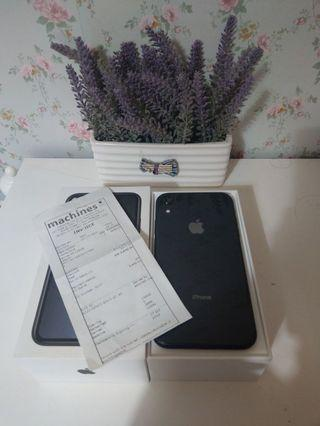 IPHONE XR 128GB BLACK MYSET