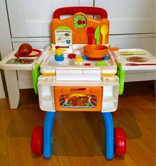 🚚 Vetch Kitchen Trolley toy