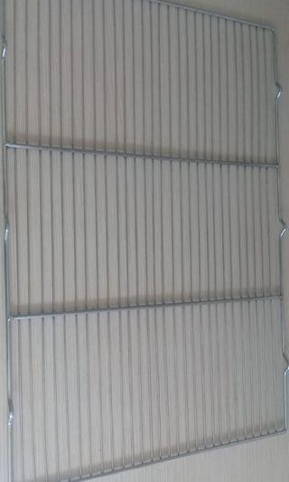 Cooling net tray