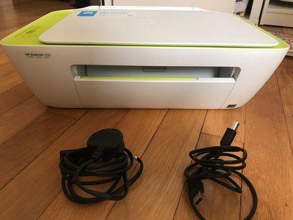 🚚 HP Deskjet 2130 Print Scan Copy