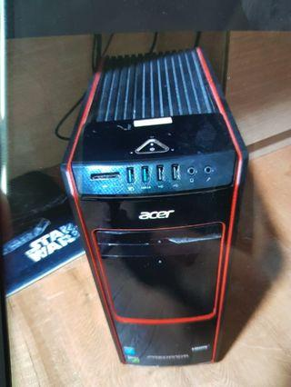 Cheap gaming pc set for sale! I7 with 16gb!