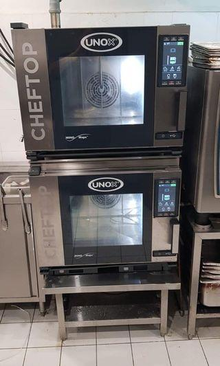 🚚 Electric Combi Oven