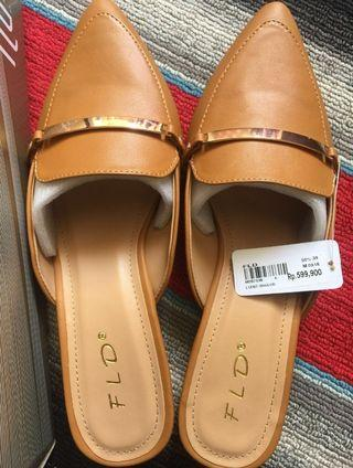 #mauthr Fladeo flat shoes