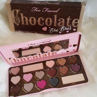 New Too Faced Bon Bon Palette