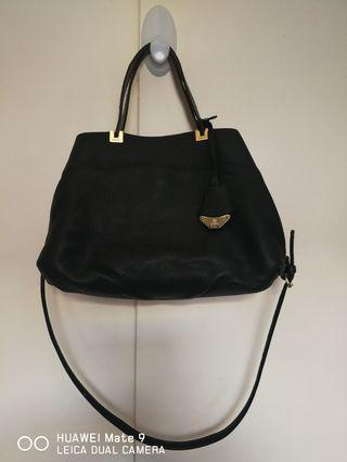 BRUNO MOGLi 2 way leather Bag