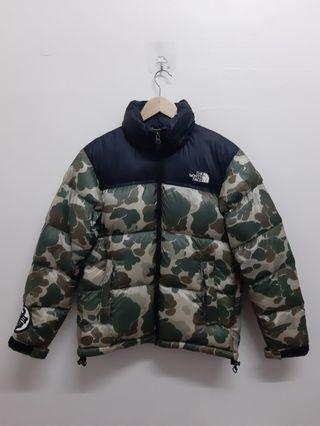 The North Face Camo Jacket Nutpse 1996