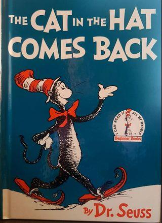 THE CAT IN THE HAT COMES BACK (DR SEUSS)