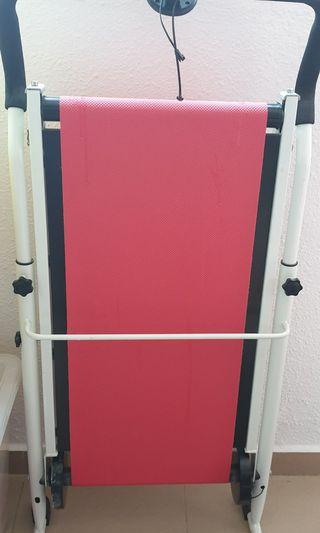 Mini Foldable Manual Treadmill