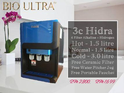 Penapis Air Bio Ultra Model 2019