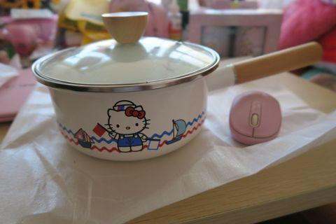 Hello kitty pots鍋子 煮麵煲 20cm 2013 年 sanrio