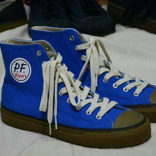 PF Flyers All American Hi (Blue / Gum)