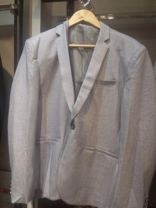 🚚 Men Tuxedo and Titanium Suit Jacket