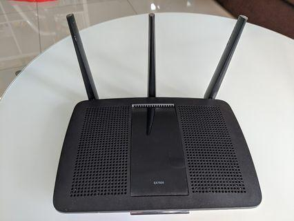 🚚 Linksys router