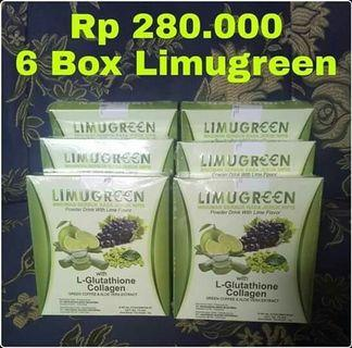 Limugreen healty drink