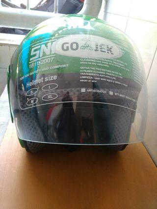 Helm Baru