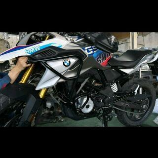 BMW G 310RS/G 310R UPPER CRASH BAR
