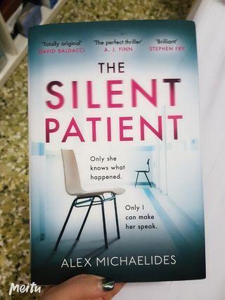 🚚 The silent patient