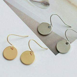 BUY 1 50% OFF ON SECOND PIECE OF JEWELRY EARINGS Circle Trendy Simple