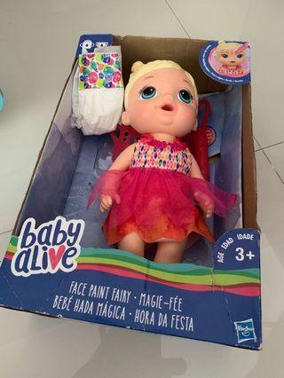 🚚 Baby Alive