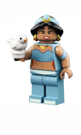 🚚 Lego Disney Minifigures 2 Jasmine (Aladdin)