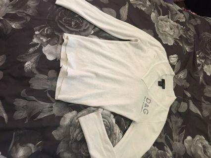 D&G worn once size 6