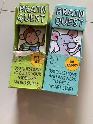 Brain Quest bundle