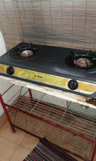 Electric Stove #RayaHome
