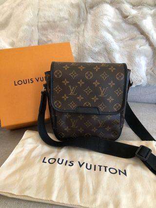 Authentic Louis Vuitton Macassar Man