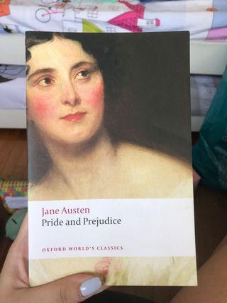 pride and prejudice exam copy