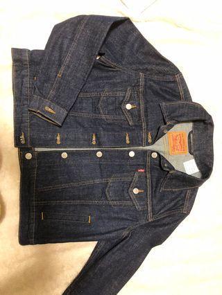 Levi's Denim Jacket XL
