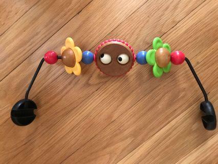 Baby Bjorn Bouncer Toy Googly Eyes