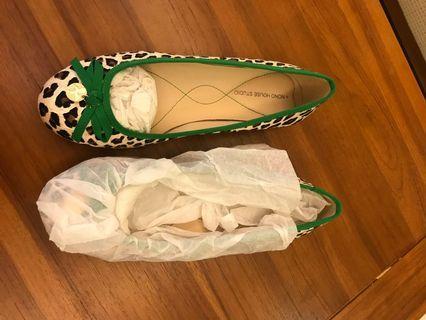 🚚 豹紋鞋