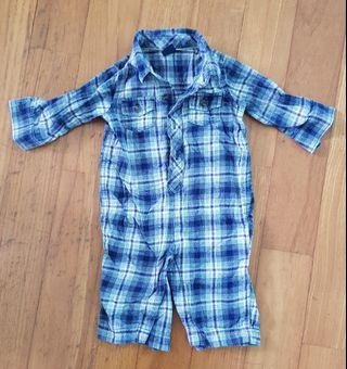 (With mail) Baby Gap Romper size 6-12months