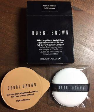 Bobbi Brown refill Skin Long-Wear Weightless Foundation