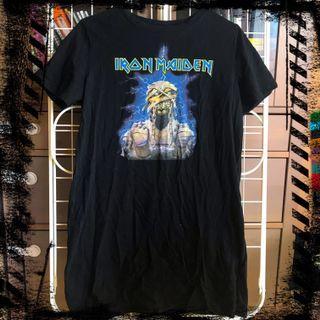 H&M T-shirt Dress Iron Maiden #rayathon50