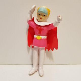 萬創 太空飛鷹俠 神勇飛鷹俠 G3 中古品 膠公仔 Gatchaman popy bullmark medicom evolution toys