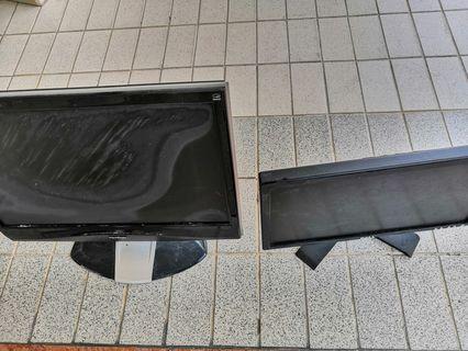 #HomeRaya Faulty LCD monitor
