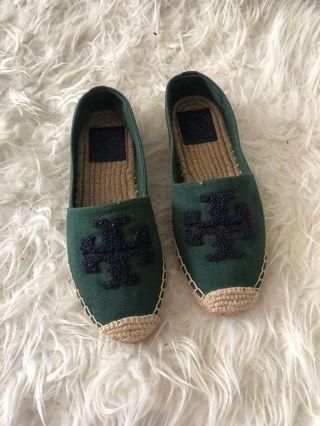 sepatu tory burch shoes tory burch espadrilles