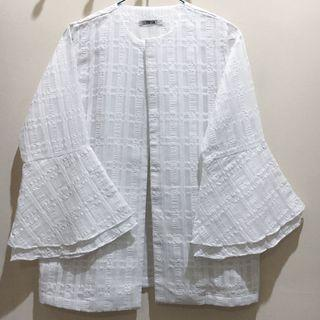 White Blouse / Outer
