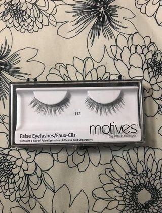 BNIB Motives False Eyelashes