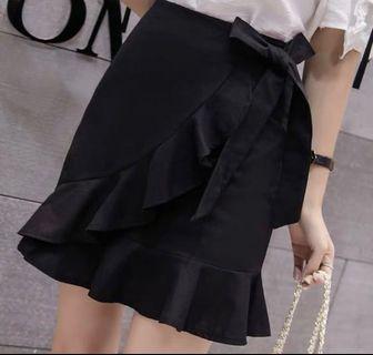 黑色 半身裙 包臀裙 斯文裙 包郵