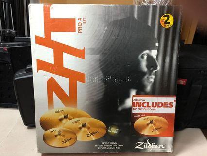 Zildjan ZHT Pro set