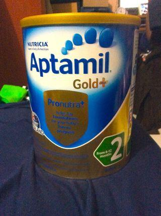 🚚 Aptamil Gold Milk