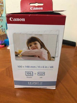 Canon相紙100x148