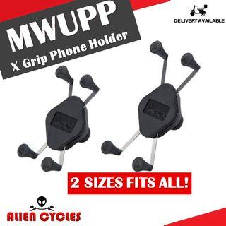 MWUPP X Grip Hand Phone Holder Set