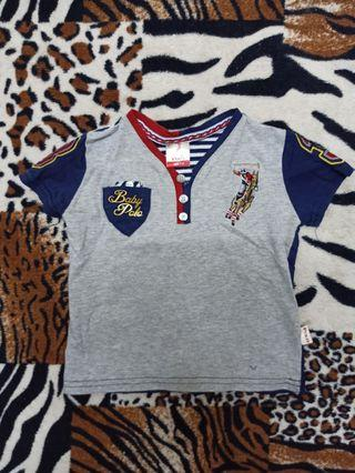 T Shirt baby polo