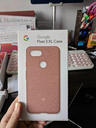 Pixel 3XL Fabric Case Red Moon