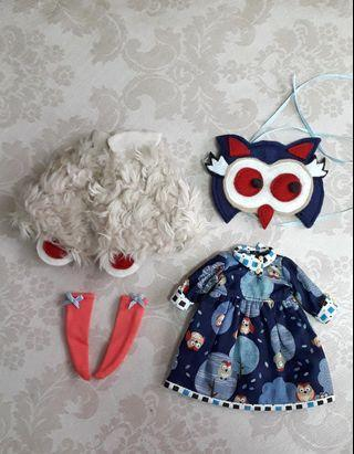 BHC Blythe doll clothes