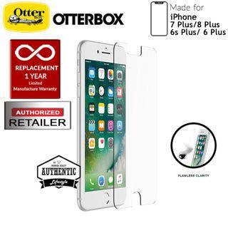 OtterBox Alpha Glass Screen Protector iPhone 8+/7 +/6s+/6+