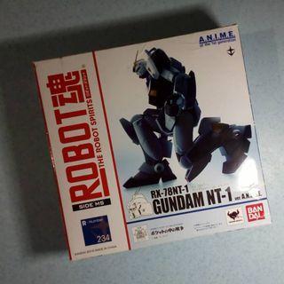 robot spirits robot damashii gundam nt-1 ver. anime